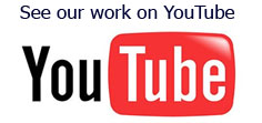 See Videos of Our Work On Youtube